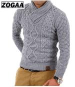 Fashion Warm Coarse  Turtleneck Sweater