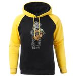 Sports Cartoon Graphics Funny Pullover Hoodies