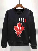 Warm Fashion Casual Printed Sweatshirts