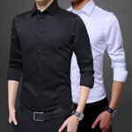 Professional  Slim Fit  Long Sleeve Dress Shirts