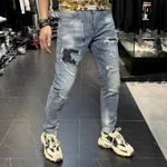 Runway Luxury  Fashion Jeans