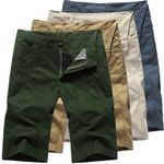 Baggy  Tactical Short  Military Zipper Cargo Shorts