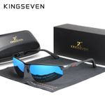 Mirror  Aviation Driving Polarized Aluminum Sunglasses