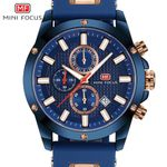 Chronograph  Luxury Quartz Sports  Military Watch