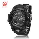 Quartz  Military Sport  Digital Watch