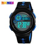 LED Digital Fashion Alarm Shock Military  Sport Watch