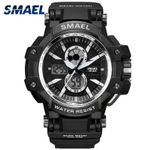 Quartz Causal Sports Military Luxury Electronic Digital Watches