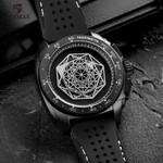 Luxury Silicone Sports  Causal Quartz Watches