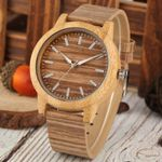 Lover Couple Wristwatch Creative Wood Watch