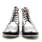 Runway England Wing Tip  Luxury Fashion  Boots