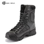 Leather Desert Combat  Ankle Tactical Military Army Boots