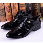 Formal Shoes Pointed Toe  Oxford Shoes