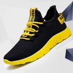 Breathable Lace Up Mesh Fashion Casual Comfortable Sneakers