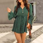 Loose Casual Chic  Sexy Bohemian Rompers