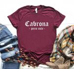Print Cotton Casual Funny t shirt