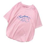 Casual Korean Short Sleeve T-shirts
