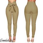 Fashion  Long Slim Skinny Fashion High Waist Casual Pants