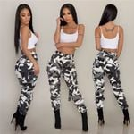 Casual Military Army  Camouflage Long Pants