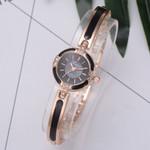 Bracelet Clock Small Steel Watch