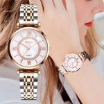 Fashion Diamond Luxury Crystal Bracelet Watches