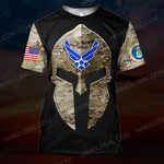 Hihi Store hoodie S / T Shirt US Air Force ALL OVER PRINTED SHIRTS