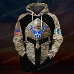 Hihi Store hoodie S / Hoodie US Air Force ALL OVER PRINTED SHIRTS