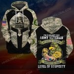 Hihi Store hoodie S / Hoodie US Army I am grumpy old army veterans ALL OVER PRINTED SHIRT 111803