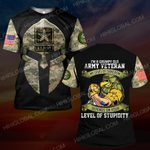 Hihi Store hoodie S / T Shirt US Army I am grumpy old army veterans ALL OVER PRINTED SHIRT 111803