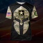 Hihi Store hoodie S / T Shirt US Army ALL OVER PRINTED SHIRTS