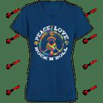 CustomCat T-Shirts Navy / X-Small 1790 Augusta Ladies' Wicking T-Shirt