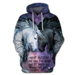 Hihi Store hoodie XS / Hoodie Horse shirt Think of you