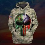 Hihi Store hoodie S / Hoodie US Army All Over Printed Shirts 031202