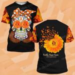 Hihi Store hoodie S / T Shirt MS awareness Faith hope love skull ALL OVER PRINTED SHIRTS DH9