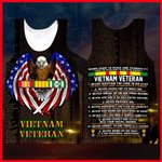 Hihi Store hoodie XXS / Tank Top US Veterans Vietnam Veterans Boons guide to peace and tranquility  061304