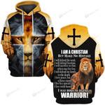 Hihi Store hoodie S / Hoodie I am Christian but make no mistake 090401