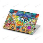 """wc-fulfillment MacBook Case MacBook Pro 15"""" [A1990/A1707] Hippie Macbook Case"""