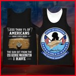 Hihi Store hoodie XXS / Tank Top US Navy USS George Washington (CVN 73) All Over Printed Shirts 052204