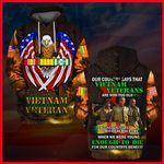 Hihi Store hoodie S / Hoodie US Veterans Our Country says that Vietnam Veterans are now - too old to receive benefits due 061303