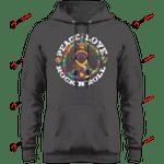 CustomCat Sweatshirts Charcoal / S PC78H Port & Co. Core Fleece Pullover Hoodie
