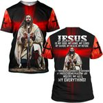 Hihi Store hoodie S / T Shirt Jesus is my lord my everything  ALL OVER PRINTD SHIRTS 090906