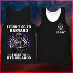 Hihi Store hoodie XXS / Tank Top Us Navy - RTC Orlando All Over Printed Shirts 042307