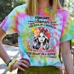 Hihi Store hoodie S / T Shirt Hippie February Woman The soul of a Mermaid All Over Printed Shirts 061702