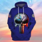 Hihi Store hoodie S / Hoodie US Coast Guard All Over Printed Shirts 031205