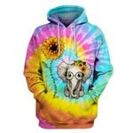 Hihi Store hoodie S / Hoodie Hippie You are my sunshine All Over Printed Shirts 061506