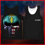 Hihi Store hoodie XXS / Tank Top Us Army Special Forces All Over Printed Shirts 042208