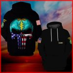 Hihi Store hoodie S / Hoodie Us Army Special Forces All Over Printed Shirts 042208