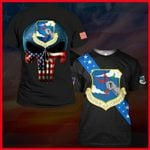 Hihi Store hoodie S / T Shirt US Strategic Air Command All Over Printed Shirts 062606