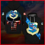 Hihi Store hoodie S / Hoodie US Strategic Air Command All Over Printed Shirts 062606