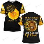 Hihi Store hoodie S / T Shirt Faith Hope Love I am a child of God 090301