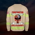 Hihi Store hoodie S / Long Sleeves US Firefighter All Over Printed Shirts 031208